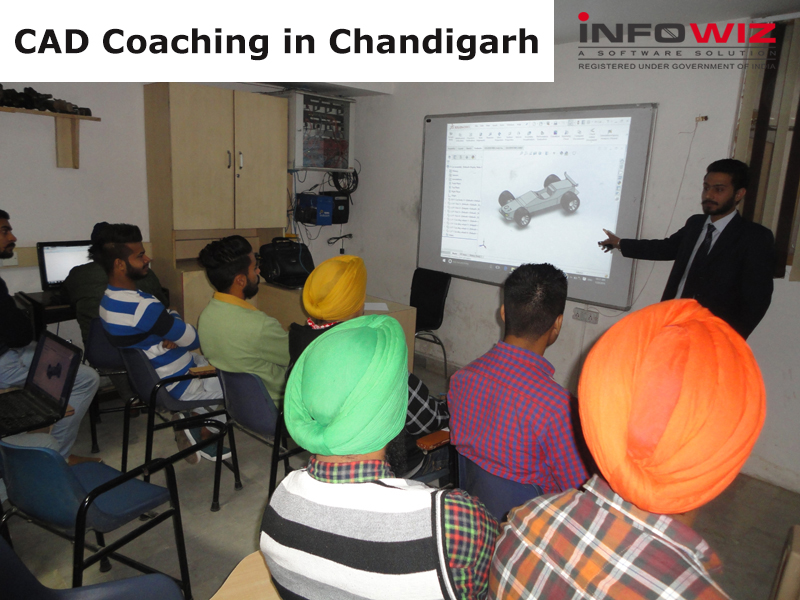CAD Coaching in Chandigarh