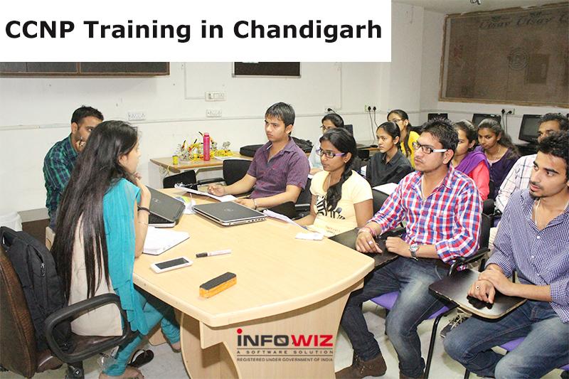 CCNP Training in Chandigarh