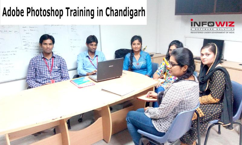 Adobe Photoshop Training in Chandigarh