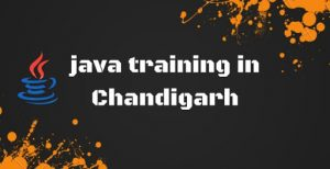 Best Company for Java Training in Chandigarh