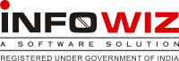 Infowiz Company Chandigarh Logo